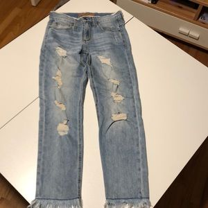 Joe's Jean's The Smith Destroyed Jeans 24